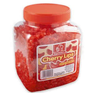 Cherry Lips Candy by Squirrel