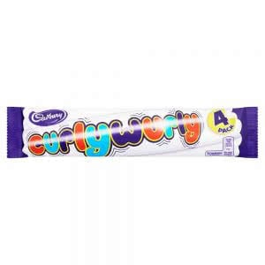 Curly Wurly Chocolate Bar 4 Pack Calgary