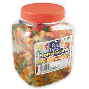 Floral Gums Soap Candy