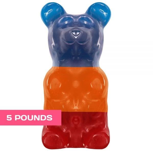 Giant Gummy Bear Canada - Flavours