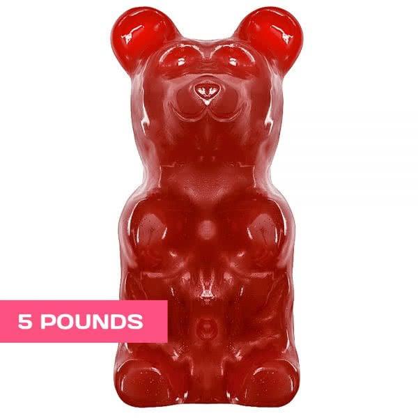 Giant Gummy Bear Calgary