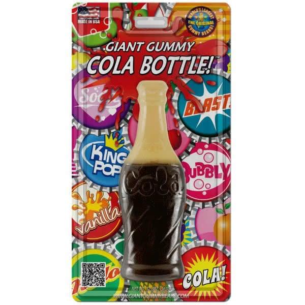 Giant Gummy Cola Bottle
