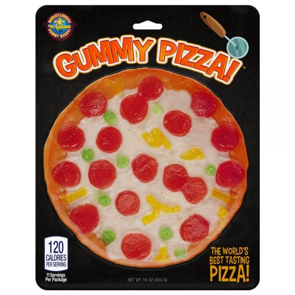 Gummy Pizza Calgary