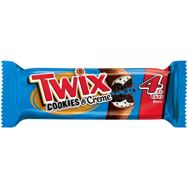 Twix Cookies and Creme 4 Pack Calgary