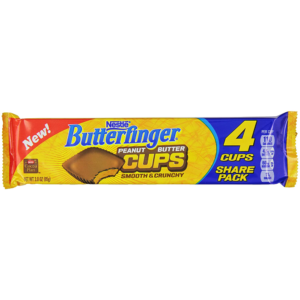Butterfinger Peanut Butter Cups Kings Size Calgary