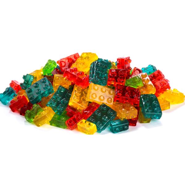 Huer 3D Block Gummy Lego Calgary