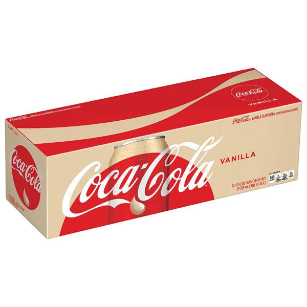 Vanilla Coca Cola Calgary