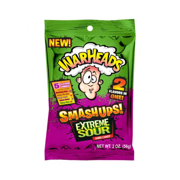Warheads Extreme Smashups Calgary